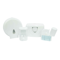 Dispensadores de productos de aseo personal