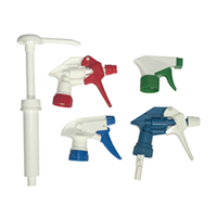 Bombas dispensadoras y válvulas, de Duque Saldarriaga.